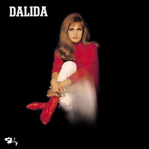 Dalida Record Cover