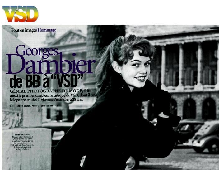 Georges Dambier - VSD