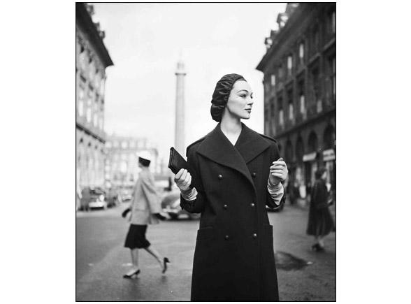 Ivy Nicholson, place Vendôme