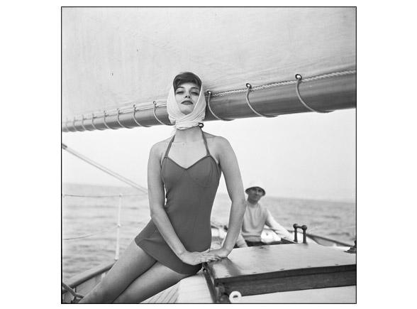 Marie Hélène Arnaud, sailing