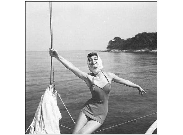 Marie Hélène Arnaud, sailing [2]