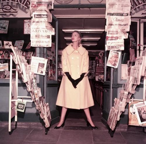 La Librairie (Jacques Fath) 1954