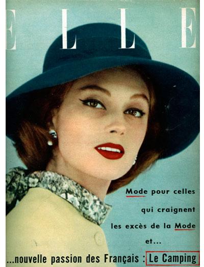 Georges Dambier M.H. ARNAUD - ELLE Cover