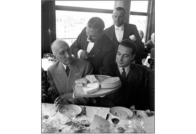 François Mitterrand & François Mauriac
